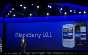 BlackBerry 10.1